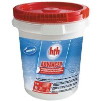 HTH Advanced - Unstabilized slow diffusion chlorine